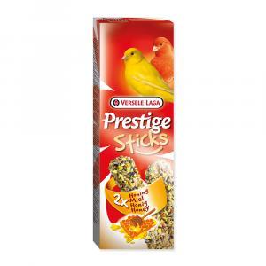 Tyčinky VERSELE-LAGA Prestige Sticks med pro kanáry 60g
