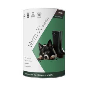 Verm-X Přírodní granule proti střevním parazitům pro psy 100g