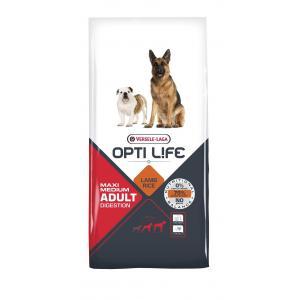 Versele Laga Opti Life Adult Digestion Medium & Maxi 12,5 kg