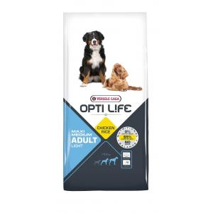 Versele Laga Opti Life Adult Light Medium & Maxi 12,5 kg