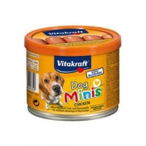 Vitakraft Dog pochoutka Snack Minis Chicken 12ks
