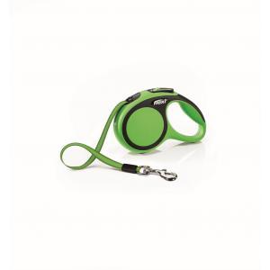Vodítko Flexi New Comfort XS pásek 3m/12kg zelená