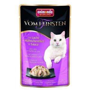 Von Feinsten kapsička losos + kuřecí filet v jemné omáčce 50 g
