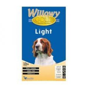 WILLOWY GOLD Dog Light 15kg