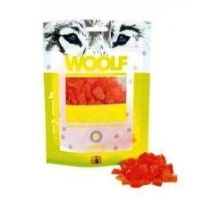 WOOLF pochúťka chicken chunkies 100g